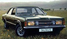 Ford Taunus GXL - 4-türig