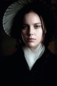 "Abbie Cornish as Fanny Brawne, John Keats muse, in Jane Campion's movie ""Bright Star"""