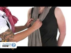 How To Tie Your Scarf In 3 Ways [music] Latrira: Hello out there. I'm Latrira, and as you're getting ready for your night out on the town, I'm going to show ...