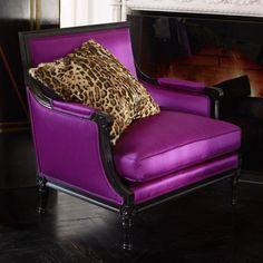Duchess Salon Chair - Chairs / Ottomans - Furniture - Products - Ralph Lauren Home - RalphLaurenHome.com