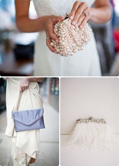 Bolsos de mano para novias #boda #complementos #bolsos Dress Vestidos, Mothers Dresses, Clutches, Ballet Skirt, Bridesmaid, Couture, Weddings, My Love, Wedding Dresses