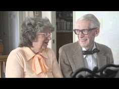 """This Couple Performed An """"Up"""" Piano Duet For Their 60th Anniversary"""