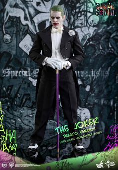 Suicide Squad Hot Toys - The Joker (Tuxedo version)