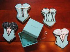 RedbudCookies: The Tiffany bachelorette