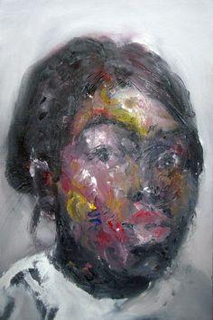cm , oil on canvas, 2009 Oil On Canvas, Portraits, Painting, Art, Art Background, Head Shots, Painting Art, Kunst, Paintings