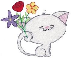 Cuddle Me Critters 1 - 2 Sizes! | Tags | Machine Embroidery Designs | SWAKembroidery.com Bunnycup Embroidery