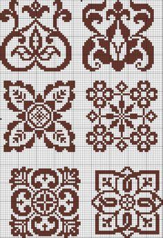 Cross Stitch Tree, Cross Stitch Bookmarks, Mini Cross Stitch, Cross Stitch Borders, Cross Stitch Alphabet, Cross Stitch Flowers, Cross Stitch Designs, Cross Stitching, Cross Stitch Patterns