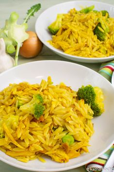 Curry kritharaki with chicken and broccoli - Katha is cooking! - Kritharaki curry with . - Curry kritharaki with chicken and broccoli – Katha is cooking! – Kritharaki curry with chicken -