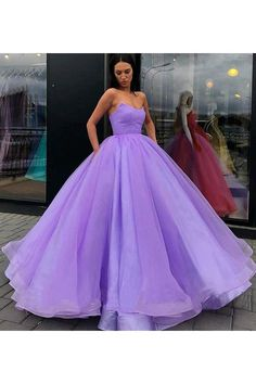 Ball Gown Sweetheart Prom Dress, Princess Floor Length Tulle Quinceanera Dresses, SSM, This dress could be custom made, there are no extra cost to do custom size and color. Robes Quinceanera, Cheap Quinceanera Dresses, Cheap Prom Dresses, 15 Dresses, Ball Dresses, Elegant Dresses, Formal Dresses, Lavender Quinceanera Dresses, Evening Dresses