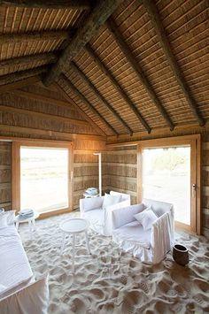 Casa nella sabbia