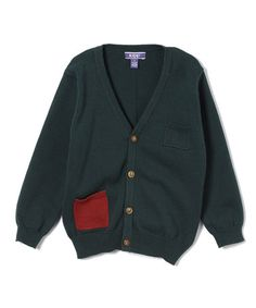 Look what I found on #zulily! Green Cardigan - Toddler & Boys #zulilyfinds