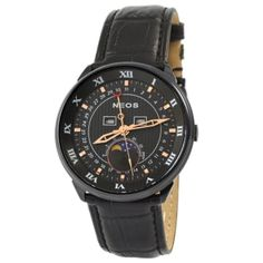 See our large selection of Watches. ✓ Prices start from ✓ 365 day return policy ✓ We take pride in providing an excellent experience. All Black, Black And Brown, Boys Watches, Men's Watches, Nato Strap, Blue Band, Telling Time, Watch Faces, Beautiful Watches