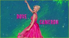 I am so excited for this!!!!! Dove Cameron in Hairspray Live!!! (She will be Amber Von Tussle)