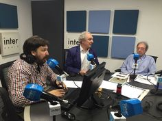 """Antonio Banda, CEO de Feelcapital, en Radio Inter (Radio Intereconomía). """"Feelcapital es una herramienta robótica pensada exclusivamente para los inversores en fondos"""", dijo Banda. #FondosDeInversión (9 de mayo de 2017)."""