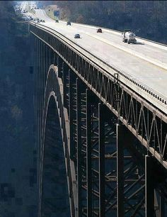 New River Gorge - West Virginia , from Iryna
