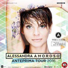 Alessandra Amoroso - Biglietti