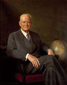 Herbert Hoover-b1874 #31=1929(55)-1933(59) d1964(90)