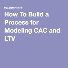 For SaaS companies, modeling CAC and LTV should begin simply and only gain complexity as understanding increases. Modeling, Success, Content, Building, Modeling Photography, Buildings, Models, Construction