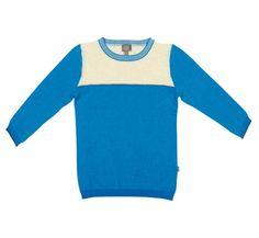 Ginger sweater blue | Kidscase