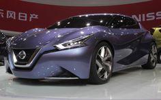 Nissan Friend-ME Concept for a New Generation: Bob Richards Nissan Blog