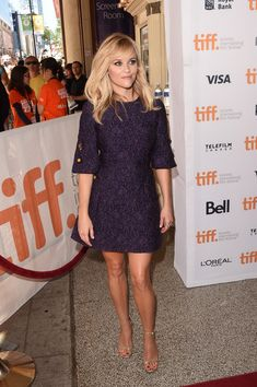 """Reese Witherspoon Photos: """"The Good Lie"""" Premiere - Arrivals - 2014 Toronto International Film Festival"""