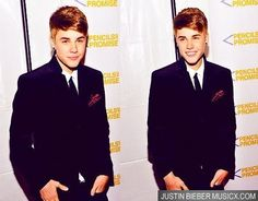 Justin Bieber attending Pencils of Promise GALA, New York City