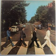 Its 50 years since The Beatles iconic Abbey Road photo was taken. Its 50 years since The Beatles iconic Abbey Road photo was taken. Beatles Album Covers, Foto Beatles, Les Beatles, Photo Wall Collage, Picture Wall, John Lee Hooker, Rock Poster, Delta Blues, Classic Rock