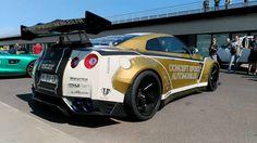 #Nissan #GTR_R35 #WideBody #LB_Performance #LibertyWalk #Modified #ArmyTrix