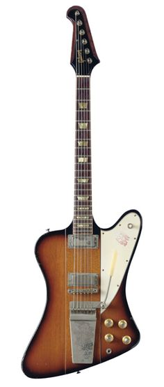 1964 Gibson Firebird V  Now this makes me feel warm all over...especially since I used to own a '64 that looked just like this! Hope I can get another one.