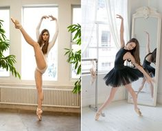 The Ballet Beautiful Way: online classes
