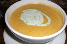 The Recipes of Disney: Corn and Crab Soup- Cinderella's Royal Table
