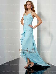 DylanQueen as a professional manufacturer online for Custom-Manual Costume &Ceremony! Evening Dresses Online, Cheap Evening Dresses, Cute Dresses, Prom Dresses, Formal Dresses, Wedding Dresses, Prom Dress 2014, Chiffon Dress Long, Occasion Dresses