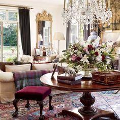 Bedford Living Room: Architectural Digest
