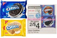 $1.50 (Reg $3.49) Oreo Cookies at Walgreens - Free Stuff Finder