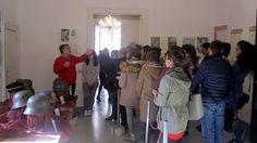 """""""La Grande Guerra negli Iblei"""", record di visite nel primo week end di apertura per la mostra di Palazzo Grimaldi a Modica (RG)"""