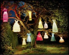 Robes lumineuses