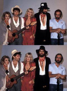 Stevie Nicks & Fleetwood Mac 1980's