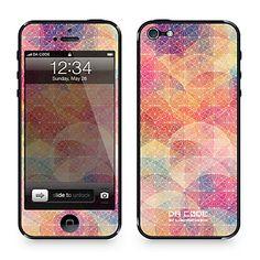 """Codice Da ™ della pelle per il iPhone 4/4S: """"Beautiful Pattern"""" (Astratto Serie) – EUR € 9.19"""