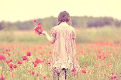 poppy fields--where I wanna be.