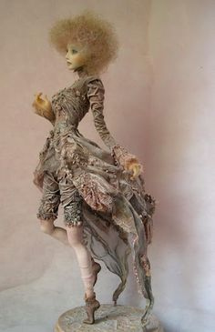 ♥♥ Art Dolls by Irina Deineko
