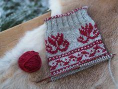 Julsockan: Del 1 - Järbo Garn AB Stick O, Knitting Socks, Knitting Patterns, Coin Purse, Winter Hats, Barbie, God Jul, Purses, Crochet