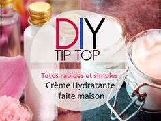 Toutes mes sélections de Do It Yourself pour faire vous même votre crème hydratante.... Ils sont faciles allez vite voir :) Severals DIY about handmade cosmetics...Let's go