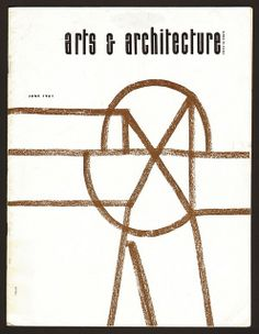 Arts & Artchitecture June 1961 by sandiv999, via Flickr