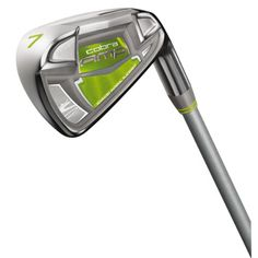 Golf Outfit S Women Cobra Amp Irons (Women's Right-Handed, Amp Graphite by Aldila, Ladies' Flex). Cobra Women'S Irons Ladies Golf Clubs, Best Golf Clubs, Golf Clubs For Sale, Golf Attire, Golf Outfit, Iron Cobra, Wilson Golf, Cobra Golf, Golf Player