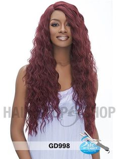 Harlem 125 Air Collection Lace Front LA1004 Wig