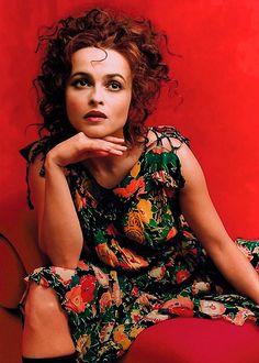 Helena Bonham Carter by Lorenzo Agius