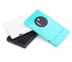 Rock Fashion Slim PU Leather Flip Cover Case Skin for Nokia Lumia 1020 | eBay