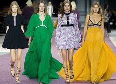 Giambattista Valli Spring/Summer 2016 Collection  #runway #fashion #catwalk