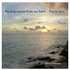 How do I raise good kids? How do I raise kids at all? Psalm 121, Daily Devotional, Raising Kids, Cool Kids, Blessings, Blessed, Beach, Water, Outdoor