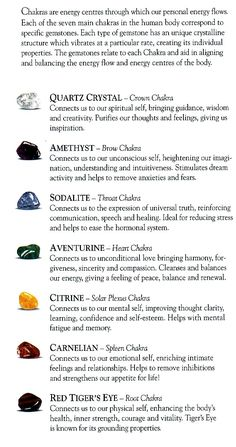 Spiritual Meaning Of Gemstones | gemstonemeanings